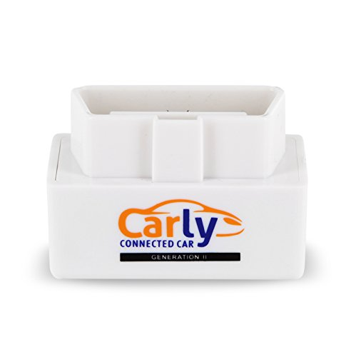 Original Carly für BMW Bluetooth GEN 2 OBD Adapter - Beste App für BMW mit Android - Lebenslange Garantie