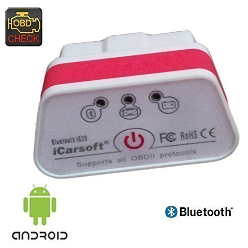 iCarsoft i620 - Bluetooth Diagnose für Android