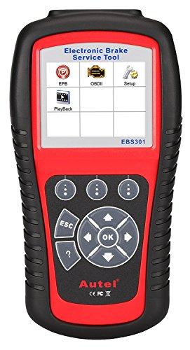 Autel EBS301 Elektronisches Diagnosegerät zum Austauschen der Bremsbeläge