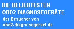 Die Beliebtesten OBD2 Diagnosegeräte - Banner