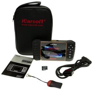 iCarsoft CR Plus
