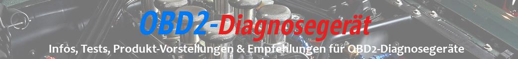 OBD2 Diagnosegeräte