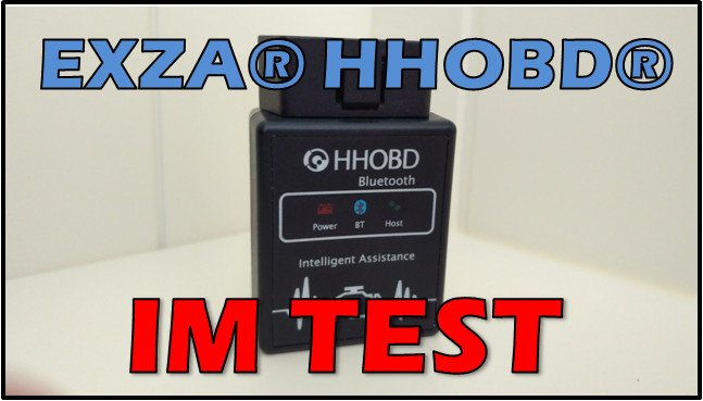 li il exza hhobd test obd2 adapter der bestseller. Black Bedroom Furniture Sets. Home Design Ideas