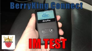 BerryKing Connect test