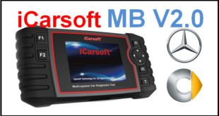 icarsoft mb v2.0
