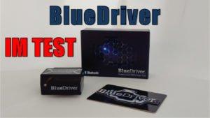 BlueDriver Test