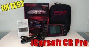 iCarsoft Cr Pro